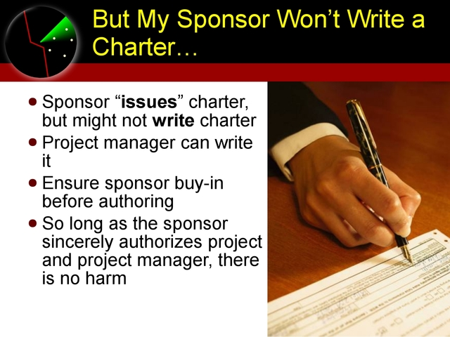 What is a Charter?
